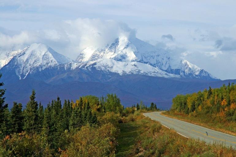 Alaska wilderness mountains snow-USA-67832_P