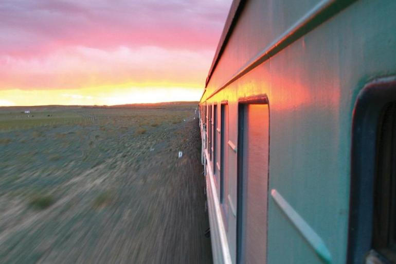 Trans-Mongolian Railway tour