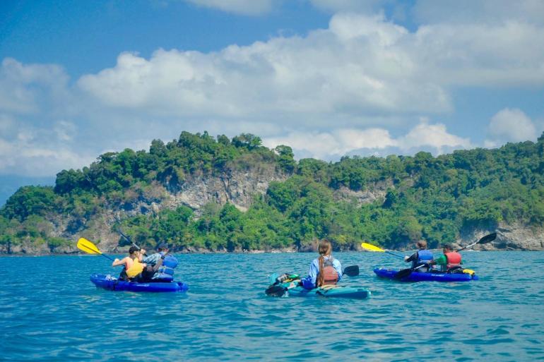 Costa Rica by Kayak tour