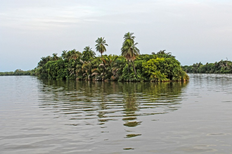 River of Gambia, West Africa