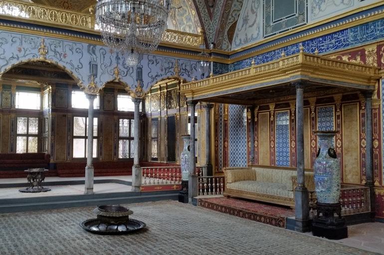 Istanbul topkapi palace-Turkey-2287291-P