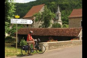 Cycling the Vineyards of Burgundy: Self-Guided tour