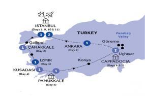 Wonders of Turkey (Winter 2018-19)