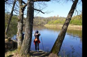 Estonia, Latvia and Lithuania on Foot