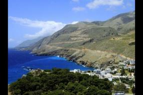 Self-Guided Walking in South-West Crete
