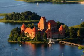 Cycle the Baltics tour