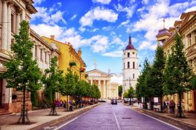 Cycling the Baltic States tour