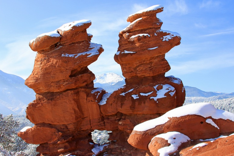 Twins garden of the gods-United States-1273563-P