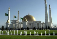 Turkmenistan Attractions