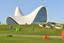 Azerbaijan Attractions