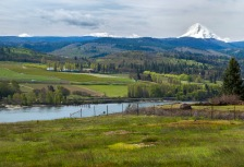 Columbia River Attractions
