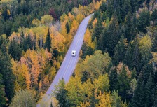 Jasper National Park Attractions