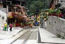 Aguas Calientes Attractions