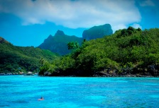 South Pacific Ocean Attractions