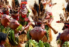 Papua New Guinea Attractions
