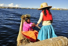 Lake Titicaca Attractions