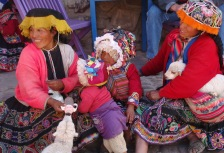 Sacred Valley Attractions