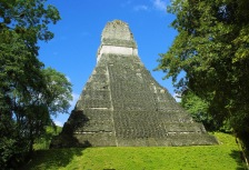 Tikal Attractions