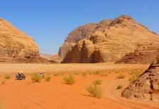 Wadi Rum Attractions