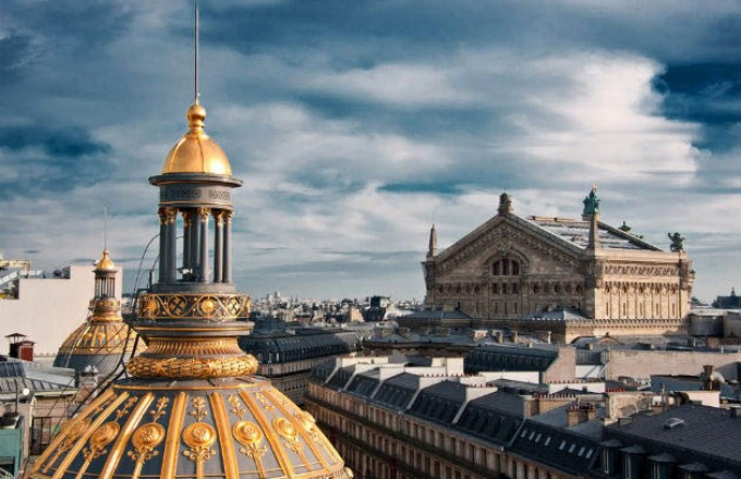 Jewels of France tour