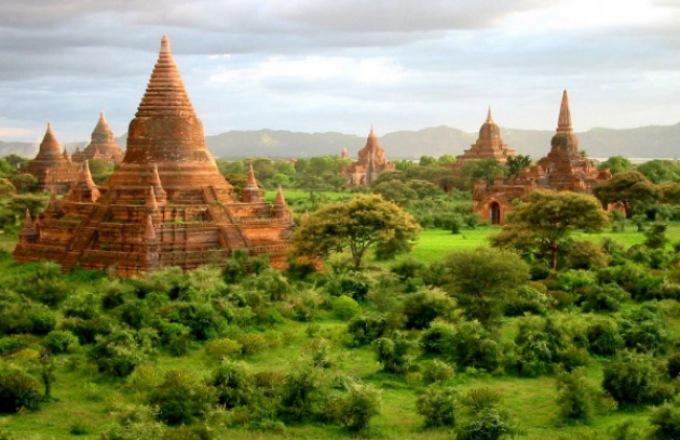 Golden Treasures of Myanmar tour