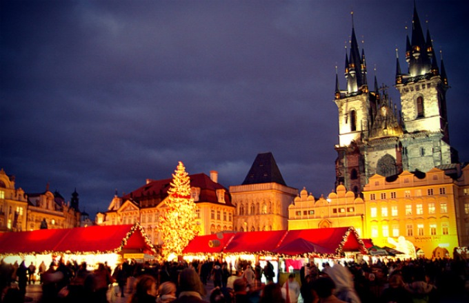 Christmas markets on the Danube tour