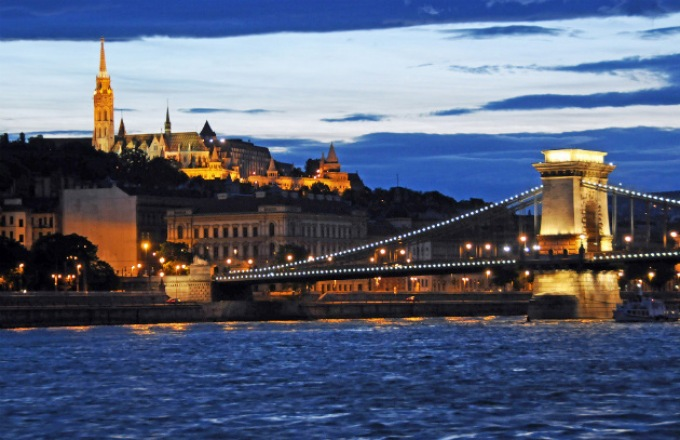 Blue Danube Discovery  tour