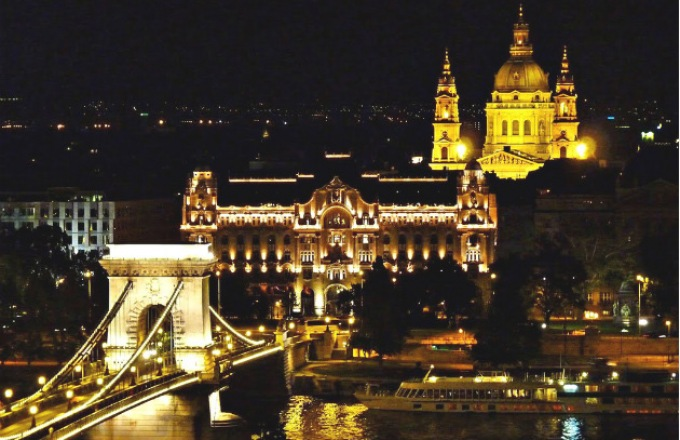 The Romantic Danube tour