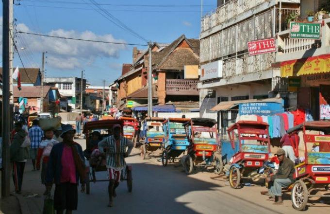 Voyage to Madagascar tour