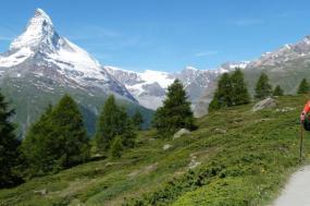 Mont Blanc to the Matterhorn tour