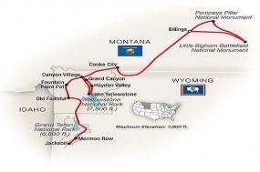 Mythic West: Montana, Yellowstone & the Tetons 2018