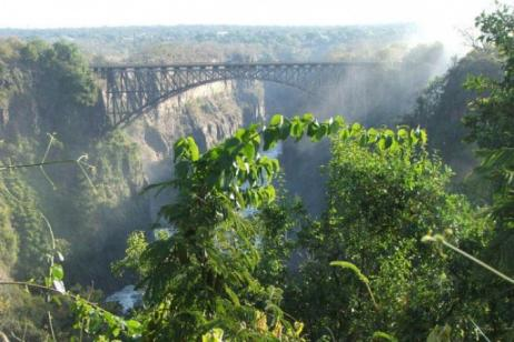 Southern Africa Safari and Train Adventure: From Cape Town to Victoria Falls tour