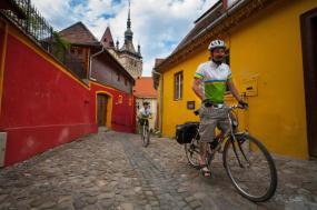 Cycle Romania tour