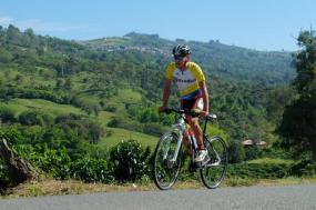 Cycling Colombia tour