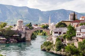Balkan Trail tour