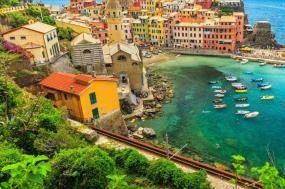 Northern Italy Including Cinque Terre Summer 2018 tour