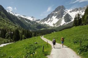 Tour du Mont Blanc Hotel Trek tour