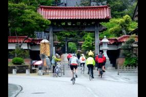 Cycle Japan tour