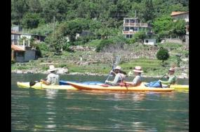 7-Day Around The Lake Paddle and Hike Excursion tour