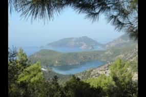 The Lycian Way tour