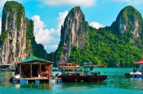 Trails of Vietnam tour