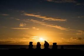 Vineyards of South America with Easter Island