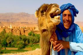 Sahara Family Holiday with teenagers tour
