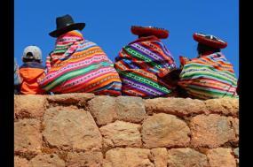 Spirit Of The Incas tour