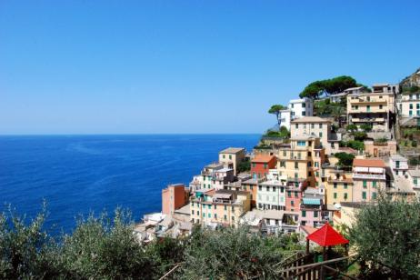 Hidden Trails of Cinque Terre and the Italian Riviera, France and Italy tour