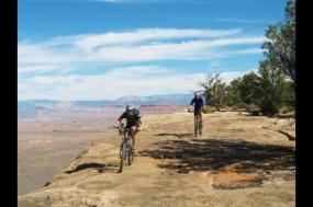 Gooseberry Mesa 3 Day Mountain Bike Trip tour