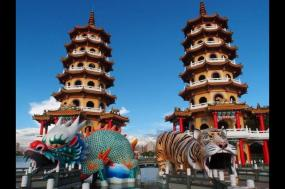 2-Day Kenting & Kaohsiung Tour from Taipei By High-Speed Train