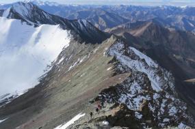 Ladakh: Stok Kangri Climb tour