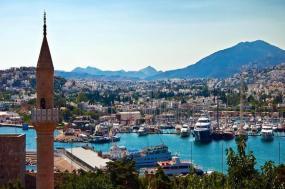 Sailing Turkey - Bodrum to Fethiye tour