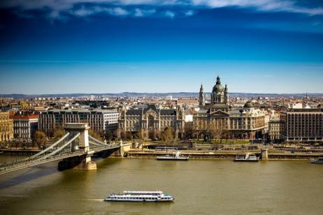 9 Day Danube River Cruise tour